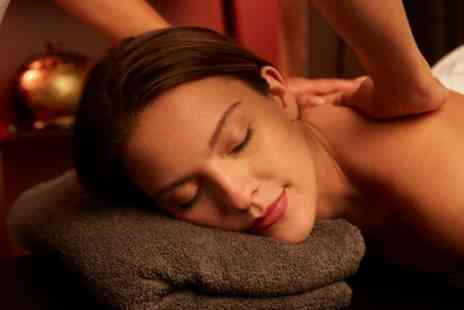 Victorious Beauty - Back, Neck and Shoulder Massage or Full Body Traditional or Aromatherapy Massage - Save 31%