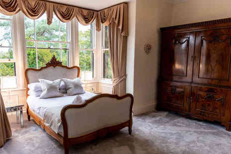 Horton Grange Country House Hotel - Overnight stay for two people with breakfast, early check in, two course dining and a bottle of wine on arrival - Save 42%