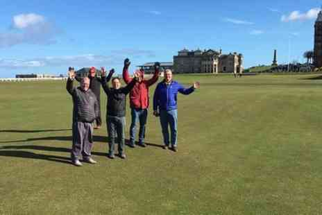 High Spirits Tours - Dundee Onshore Excursion St Andrews and Fife - Save 0%