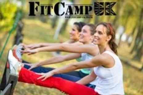 Fit Camp UK - Ten Outdoor Boot Camp Sessions - Save 80%