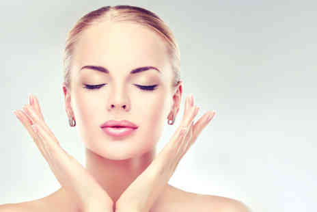 Vivo Clinic - Non surgical HIFU facelift treatment with a consultation, skin analysis and double cleanse - Save 67%