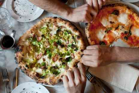 Paolos Pizzeria - Two Lunch Mains with Optional Drink for Two - Save 64%