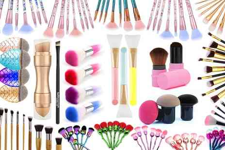 Groupon Goods Global GmbH - Makeup Brushes - Save 0%