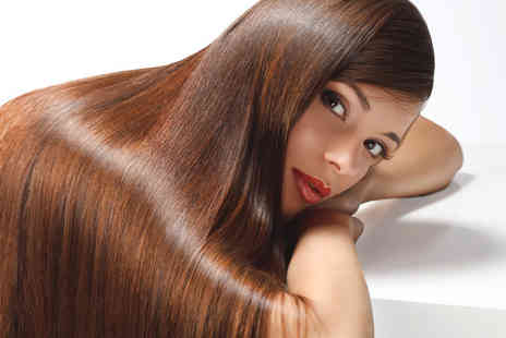 HairRitz - 12 week Brazilian blow dry treatment - Save 51%