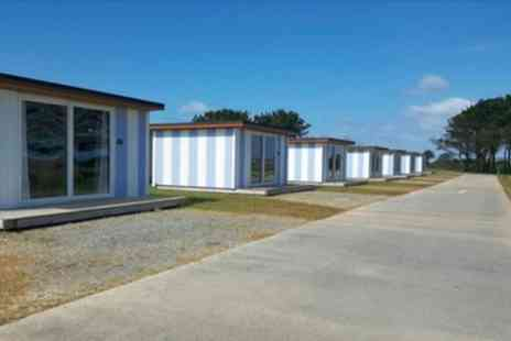 Atlantic Bay Holiday Park - 2 or 3 Nights Glamping Pod Stay for Two - Save 31%