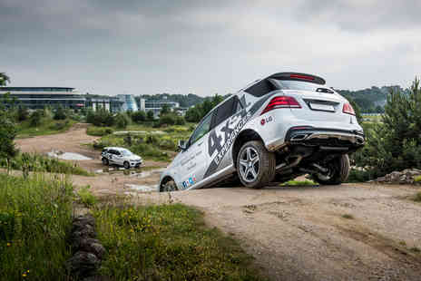 Mercedes Benz World - Young Driver 4x4 Off Road Experience - Save 0%