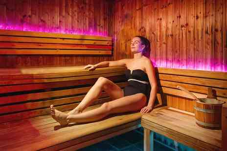 Fisherbeck Management - Lakes spa day with massage, lunch and prosecco - Save 38%