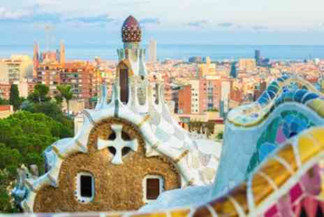 Weekender Breaks - Four Star 2 to 5 Nights Stay at the Best 4 Hotel Barcelona with Return Flights - Save 0%