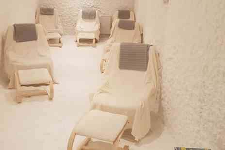 Halo Salt Centre - One Hour Salt Therapy Session - Save 57%