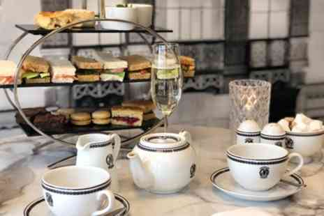 Centenary Lounge - Classic or Fizzy Afternoon Tea for Two or Four - Save 47%