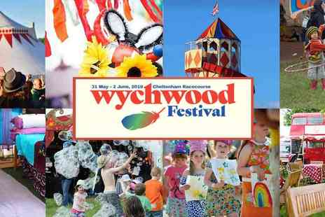 Tribe Festivals - Wychwood Festival The UKs Favourite Family Festival - Save 25%