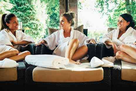 Lea Marston Hotel - Spa day with treatments and lunch in Warwickshire - Save 0%
