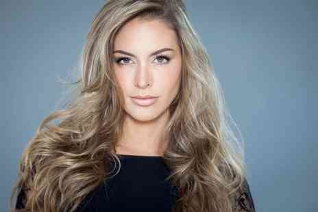 Cher Salon London - Half head of highlights with a wash, cut and blow dry - Save 82%
