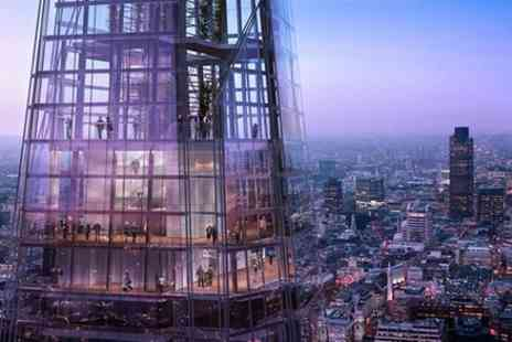 OMGhotels - View from The Shard and River Cruise - Save 0%