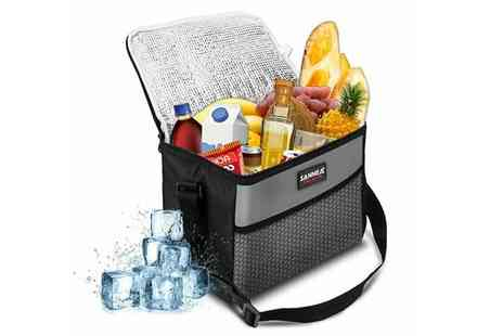 Pricebuster UK - 10L portable insulated cool bag - Save 50%