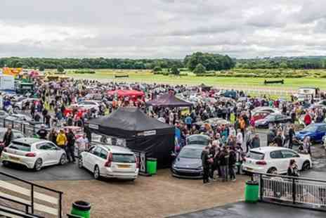 Newcastle Car Show - Two single or one family ticket on 10th August - Save 48%