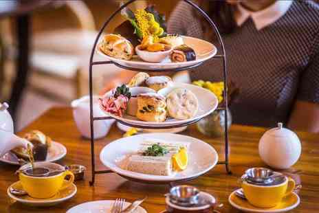 Abbey Hotel - Afternoon tea for two people or Glass of Prosecco or cocktail each - Save 48%