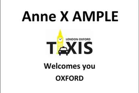London Oxford Taxis - Gatwick Airport Transfers - Save 0%