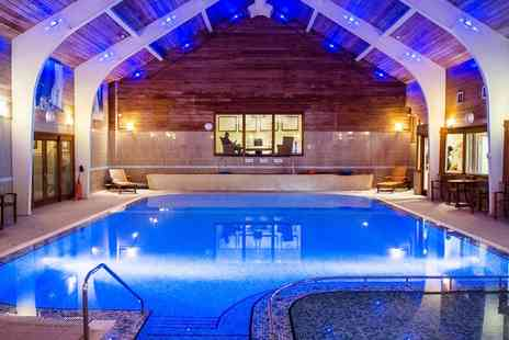 Shire Hotels - Excellent spa day with massage and lunch - Save 0%