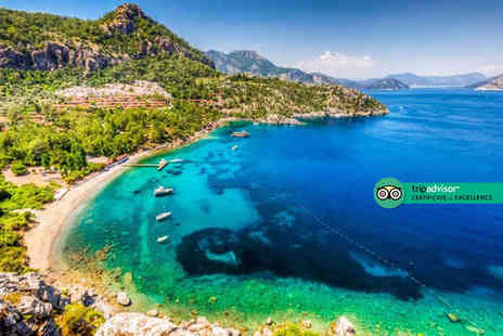 Bargain Late Holidays - Five Star Escape with a seven nights all inclusive Marmaris getaway Now with the ability to choose your flights - Save 0%