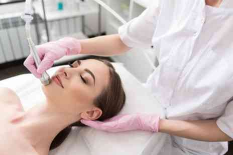 Glamorous Hair - One or Three Sessions of Microdermabrasion Facial - Save 44%
