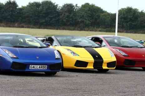 Experience Megastore - Supercar, Lorry Driving or Hovercraft Experience - Save 10%