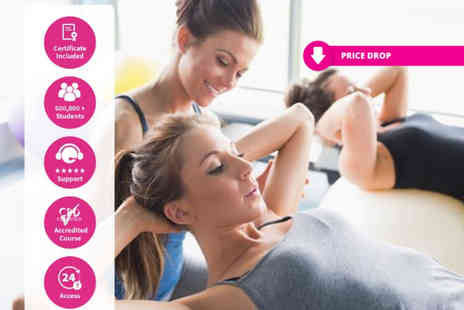 International Open Academy - Online accredited physiotherapy assistant course - Save 87%