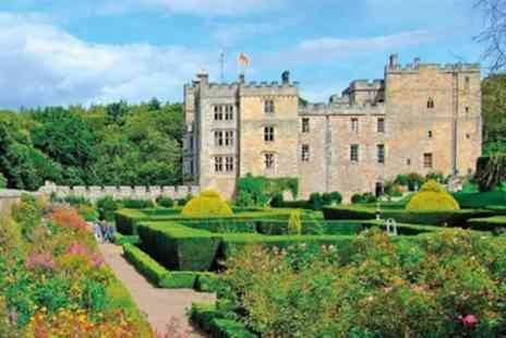 Chillingham Castle - Chillingham Castle Entry for Two Adults or Family of Up to Five - Save 50%