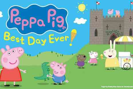 Ingresso - Peppa Pigs Best Day Ever at the Duke of York Theatre - Save 0%