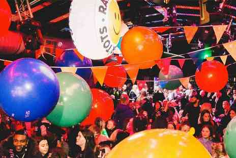 Raver Tots - Raver Tots in Brixton, Hoxton, Croydon, Wembley, Birmingham and More Old Skool Family Rave Fun - Save 25%