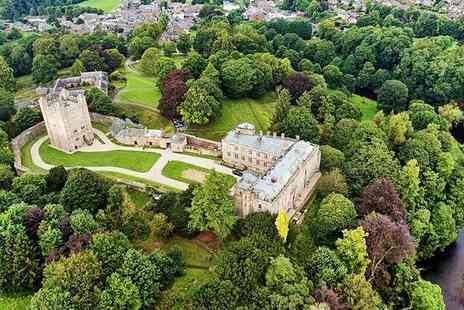 Appleby Castle Hotel - Two nights Cumbria castle escape with meals - Save 58%