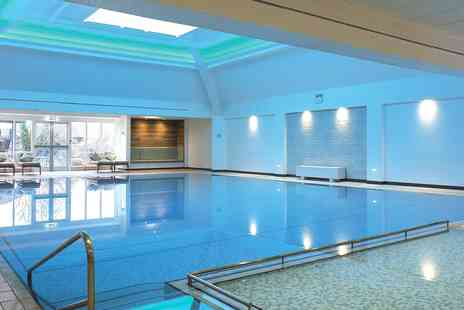 Daniel Thwaites PLC - Spa day with 55 min massage, lunch and bubbly - Save 0%