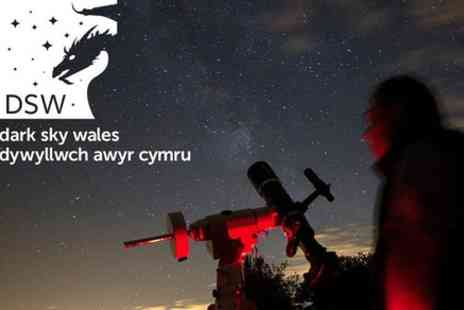 Dark Sky Wales - Group Stargazing Brecon Beacons - Save 0%