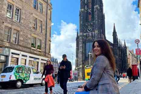 Fun Top Fun - Edinburgh Literary Walking Tour - Save 0%