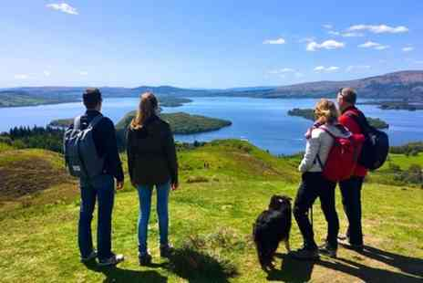 Walk Wild Scotland - Walking Day Tour Loch Lomonds Hills and Islands - Save 0%