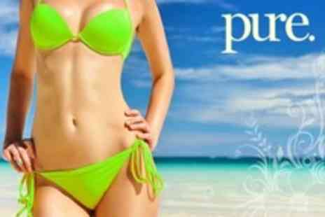 Pure - Three Laser Lipolysis Sessions - Save 74%
