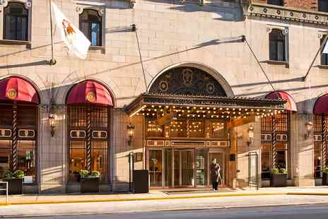 Millennium Knickerbocker - Summer Stays at Four Star Historic Mag Mile Hotel - Save 0%