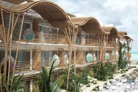 Mystique Blue Boutique Suites - Twin Centre Experience in Two Exotic Beachfront Boutiques - Save 62%