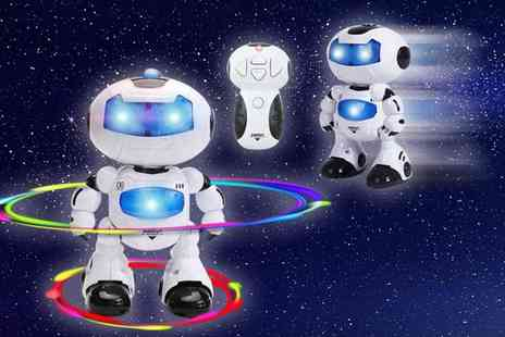 Deals Direct - Remote control dancing robot - Save 0%