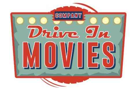 Drive In Movies - One ticket from 14th To 16th June - Save 34%