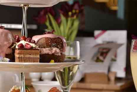 Tea House - Afternoon Tea for Two or Four - Save 50%