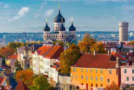 Capitals of the Baltics - Enchanting Cities and Exciting Cruise - Save 0%