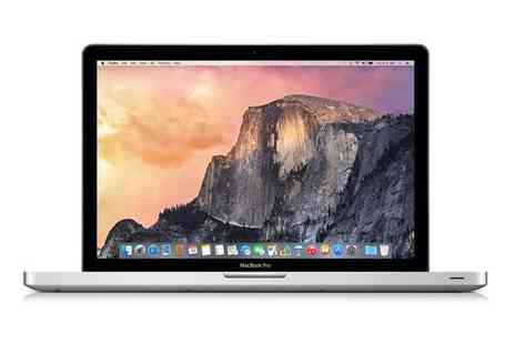 Megamax - Refurbished 13 Inch Apple MacBook Pro choose from two RAM options - Save 0%