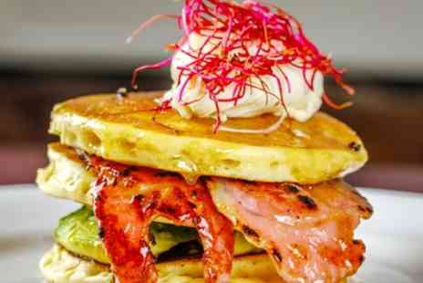 McQueen Shoreditch - Brunch Meal with Free Flowing Bubbly for Two - Save 52%