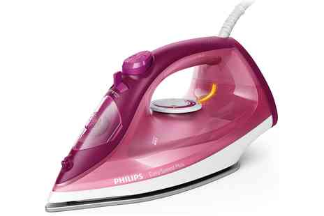 Groupon Goods Global GmbH - Philips Easy Speed Plus Steam Iron - Save 0%