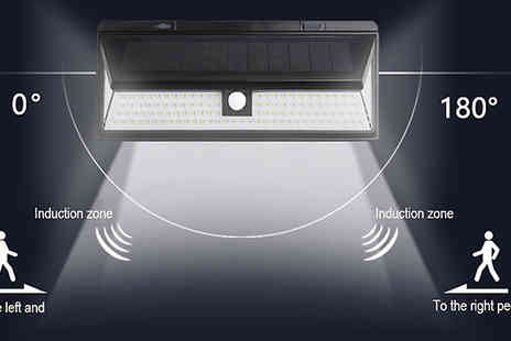 Morag online - Solar Powered PIR Motion Sensor Light - Save 66%