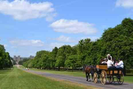 Windsor Carriages - The Royal Procession Tour - Save 0%