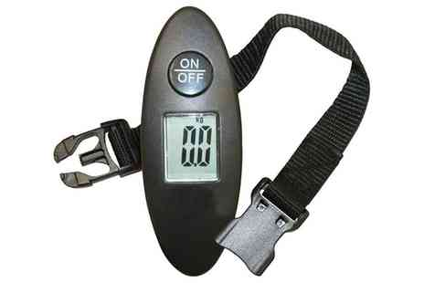 Groupon Goods Global GmbH - Digital Luggage Scale - Save 0%