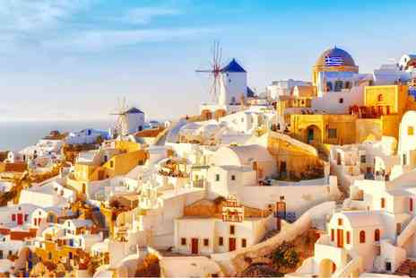 The Four Greatest Islands of the Cyclades - Discover the Beauty of the Azure Aegean Seas - Save 0%