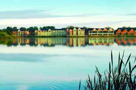 De Vere Cotswold Water Park - Four Star Spectacular Property Surrounded by 152 Lakes for two - Save 50%